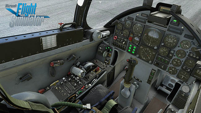 IndiaFoxtEcho Visual Simulations - Aermacchi MB-339 for MSFS