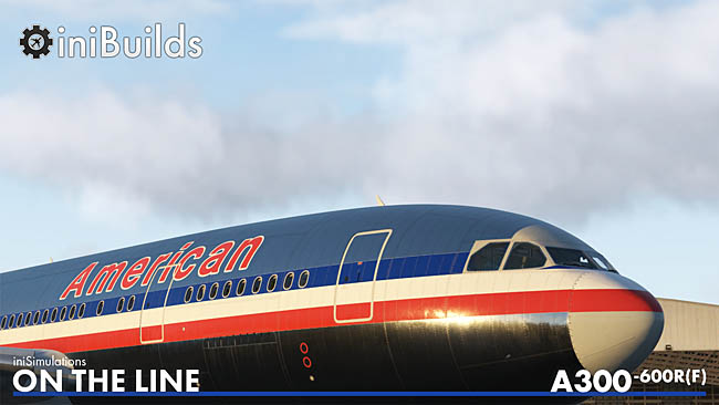 iniBuilds Announces v1.04 Of A300-600R(F)