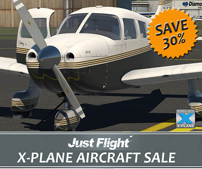 Just Flight Sale
