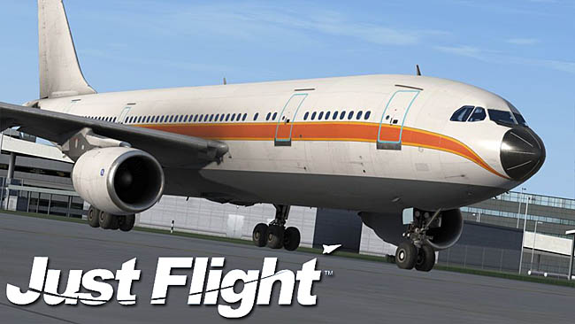 Just Flight First In-Development Shots of A300