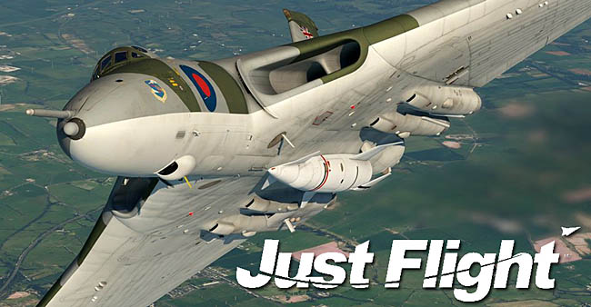 Just Flight Previews Avro Vulcan