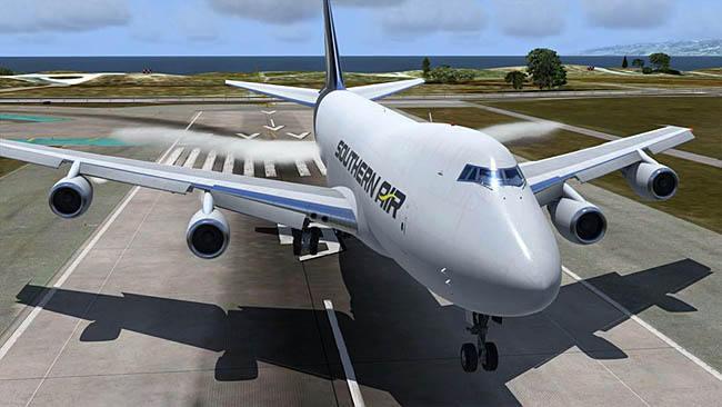 Just Flight - 747 Classic