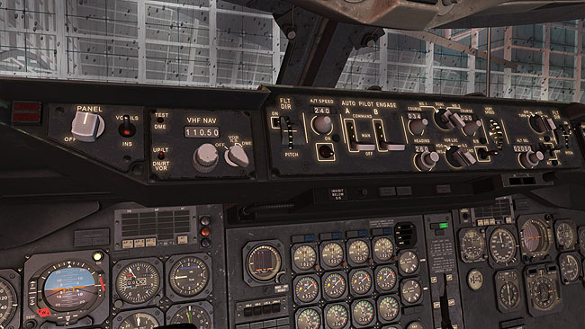Just Flight Cockpit Previews Of 747 Classic