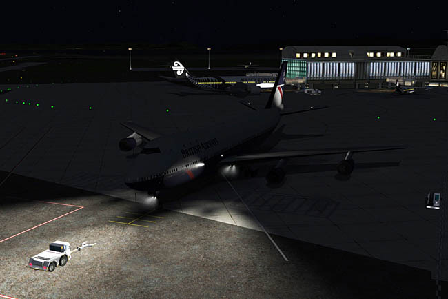 Just Flight 747 Classic - Dev Update - Part 2