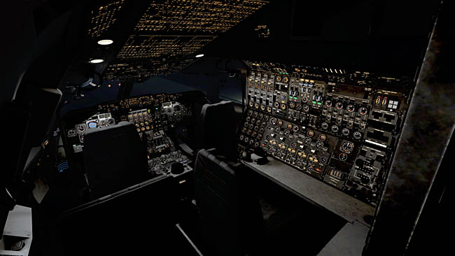Just Flight Continues To Tease 747 Classic