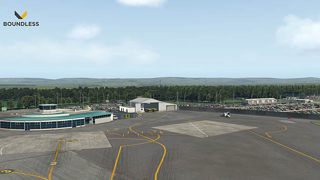Boundless Simulations - Kerry (EIKY) Airport for X-Plane 11