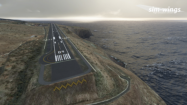 Aerosoft - Sim-Wings - La Gomera for MSFS