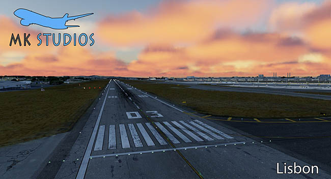 MK-Studios Announces Lisbon For P3D v5