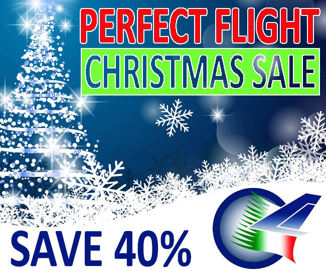 Perfect Flight Christmas Sale