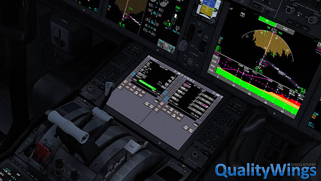 QualityWings - Ultimate 787 Collection for FSX and P3D v4