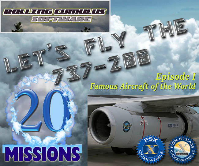 Rolling Cumulus - Famous Aircraft Of The World Series Episode 1