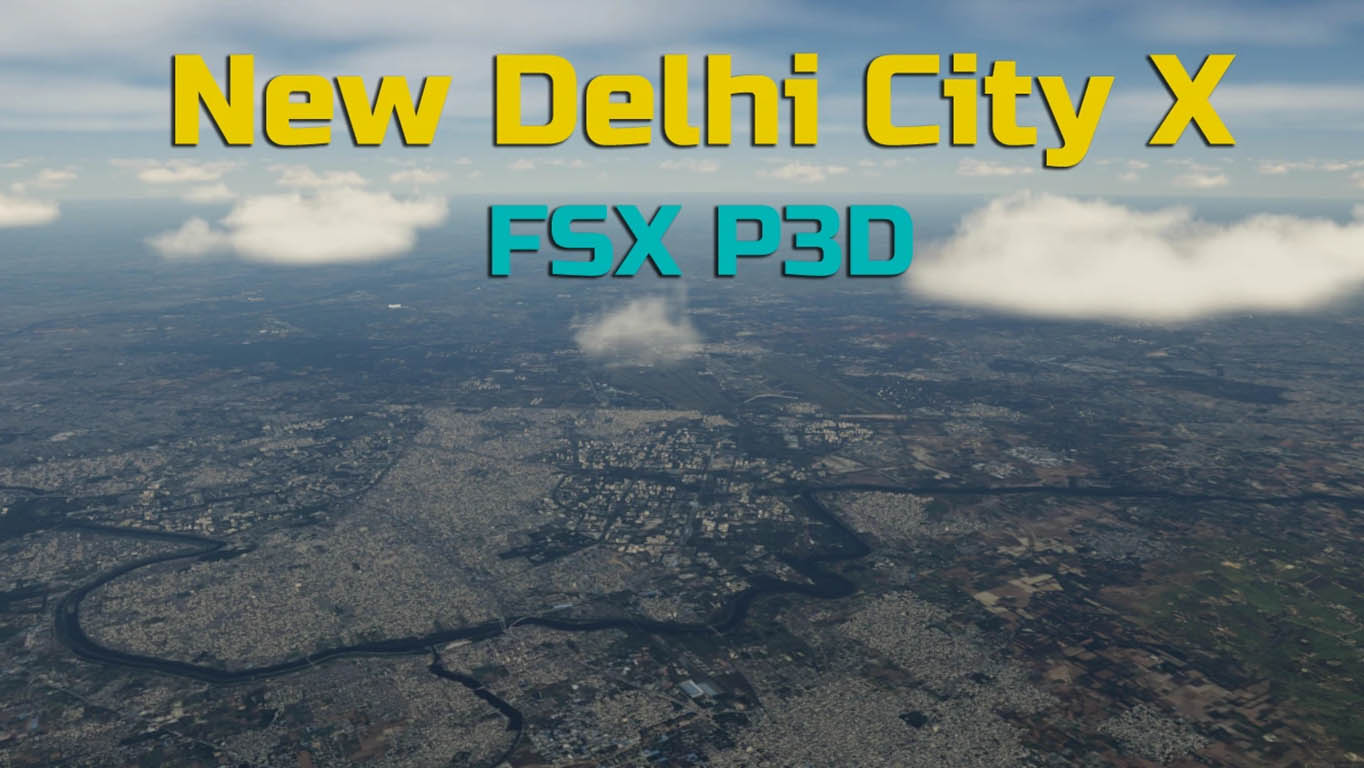 SamScene Releases New Delhi City X