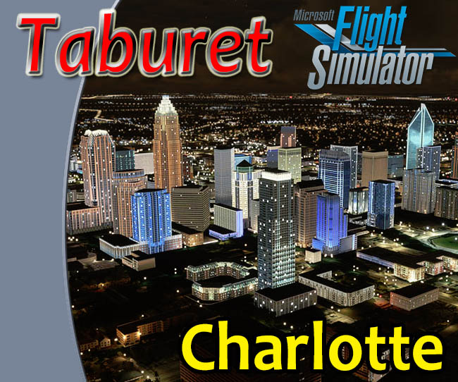 Purchase Taburet - Charlotte for MSFS 2020
