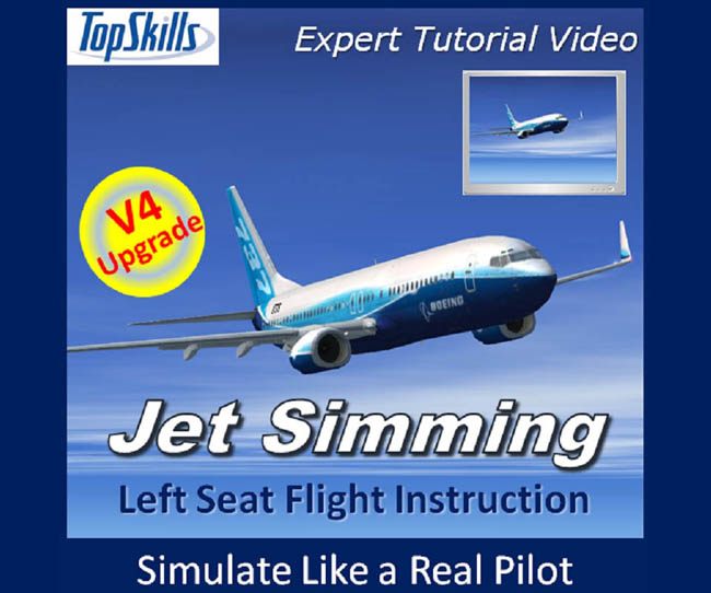 TopSkills Updates Jet Simming Video