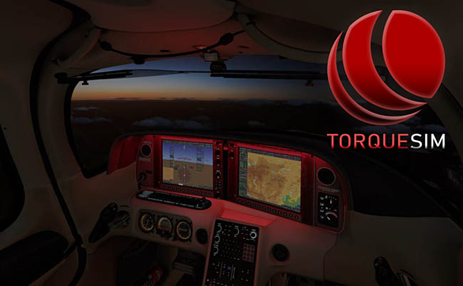 TorqueSim Releases Take Command! SR22 Series v1.0.1