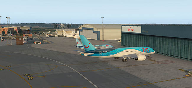 UK2000 Scenery - Luton 2020HD For X-Plane Released