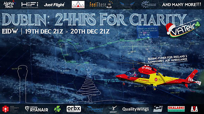 VATeir Charity Flying Event