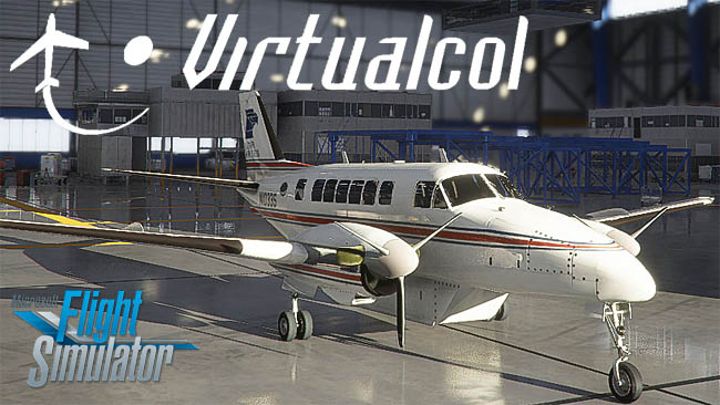 Virtualcol First Test Flight For MSFS