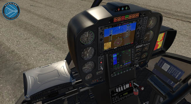 VSKYLABS Aerospace Simulations R66