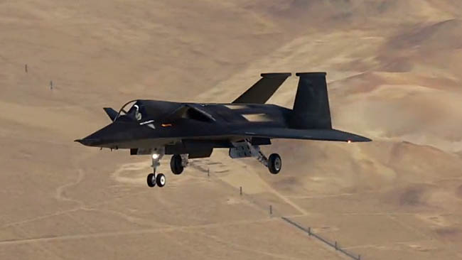 VSKYLABS F-19 Stealth Fighter Project For X-Plane 11