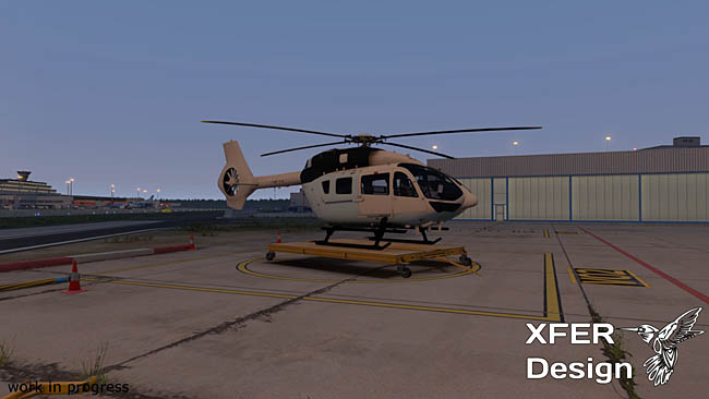 XFER Design Moving To X-Plane 11
