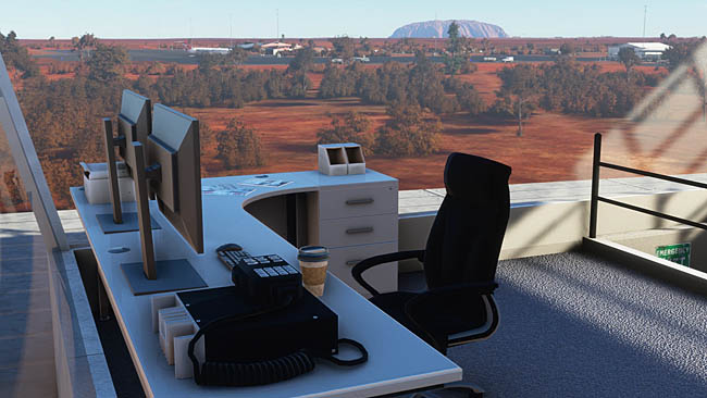 Introducing Ayers Rock (YAYE) V1.0 For MSFS 2020
