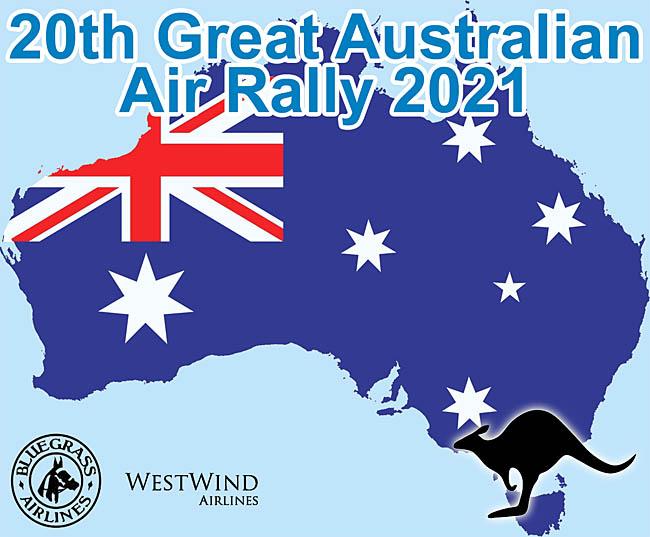 Announcing The Great Australian Air Rally
