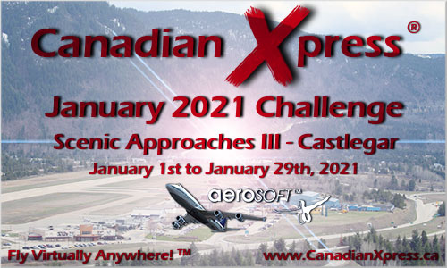 Canadian Xpress January 2021 Monthly Challenge