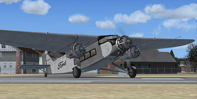 CR1-Software $2 Sale - Ford Trimotor