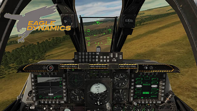 DCS World Introduces Maverick Missile Update