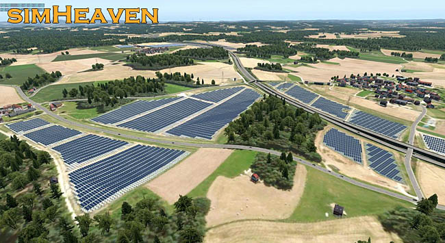 SimHeaven Updates Continental Packages For X-Plane