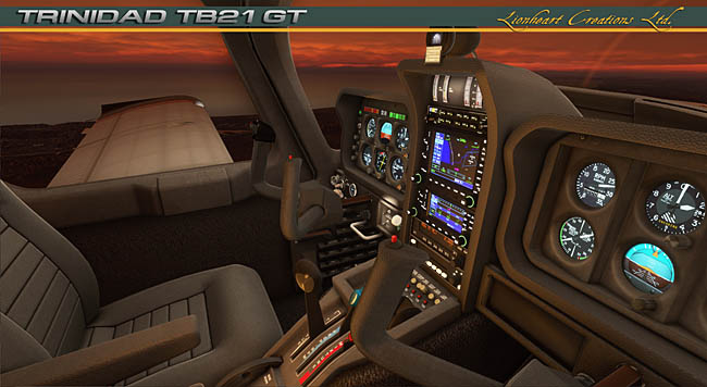 Lionheart Creations - Trinidad TB21 GT for MSFS