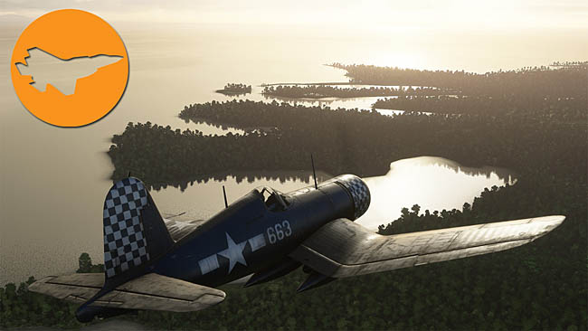 Milviz Previews F4U Corsair For MSFS 2020