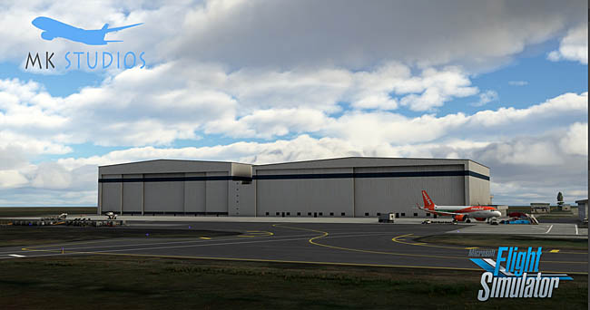 MK-Studios Previews Keflavik And Helsinki For MSFS