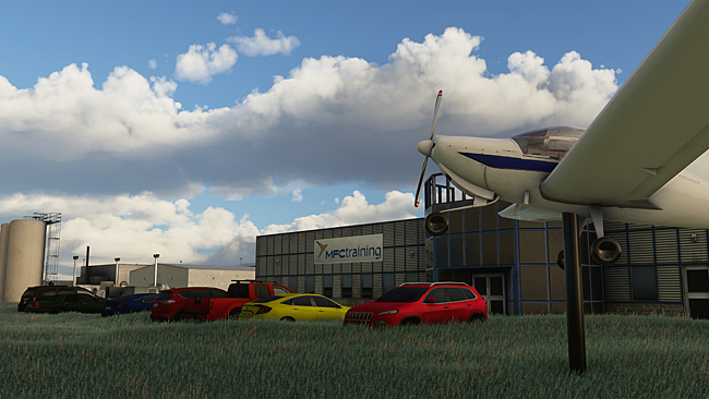 Aerosoft - Airport Greater Moncton for MSFS