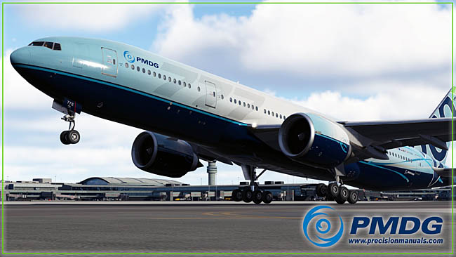 PMDG Reports On Boeing 777 Update Status