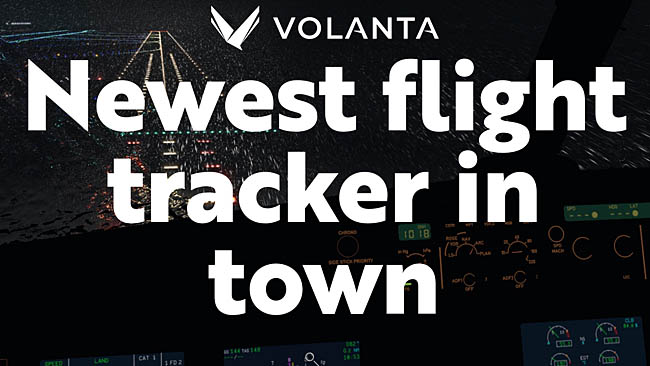 Orbx Releases Volanta Flight Tracker