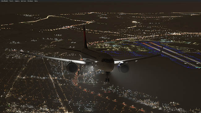 Whiskey Jet Simulations Previews A220 For MSFS