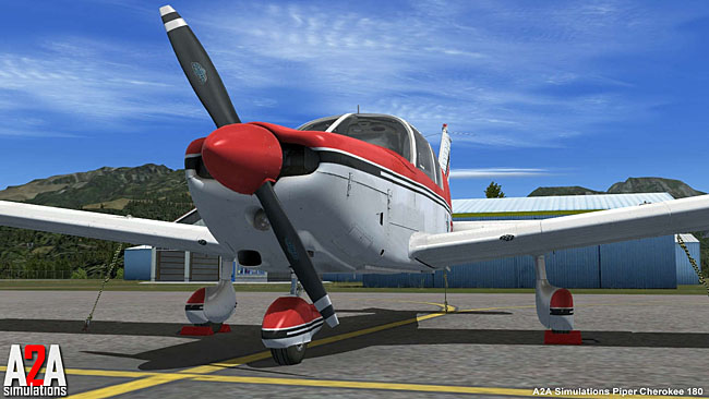 A2A Simulations Cherokee 180