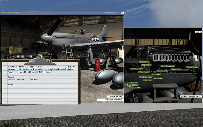 A2A Simulations - P51D Military