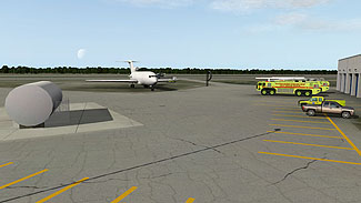 Aerosoft - Airport Anchorage for X-Plane