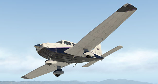 Just Flight - Piper PA-28 Archer TX/LX for X-Plane 11