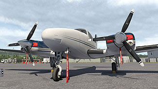 Carenado - B58 Baron for X-Plane 11