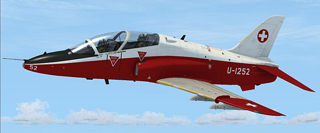 Just Flight - BAe Hawk T1/A for FSX - RAF