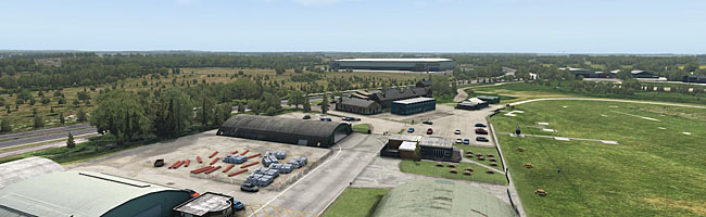 Orbx - EGCB Manchester City - Barton overview