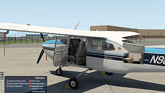 Carenado - Cessna CT210M Centurion