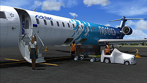 Virtualcol - CRJ Series Pack