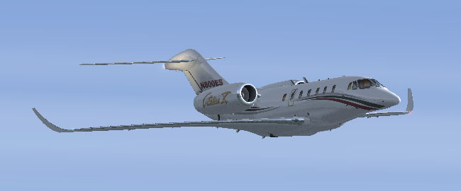 Eaglesoft Citation X