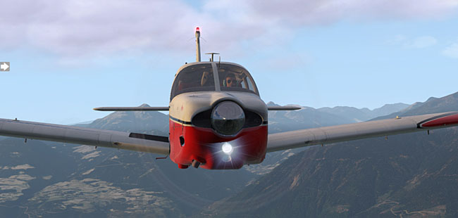 Just Flight - Piper Arrow for X-Plane 11