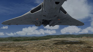 Just Flight - Avro Vulcan